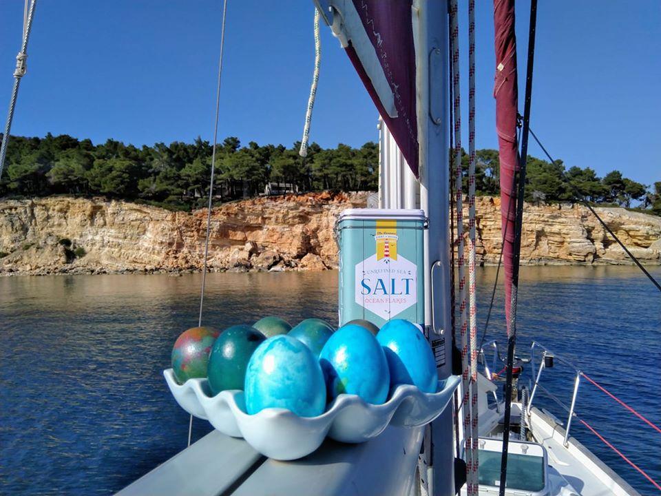 Плаване по Великден